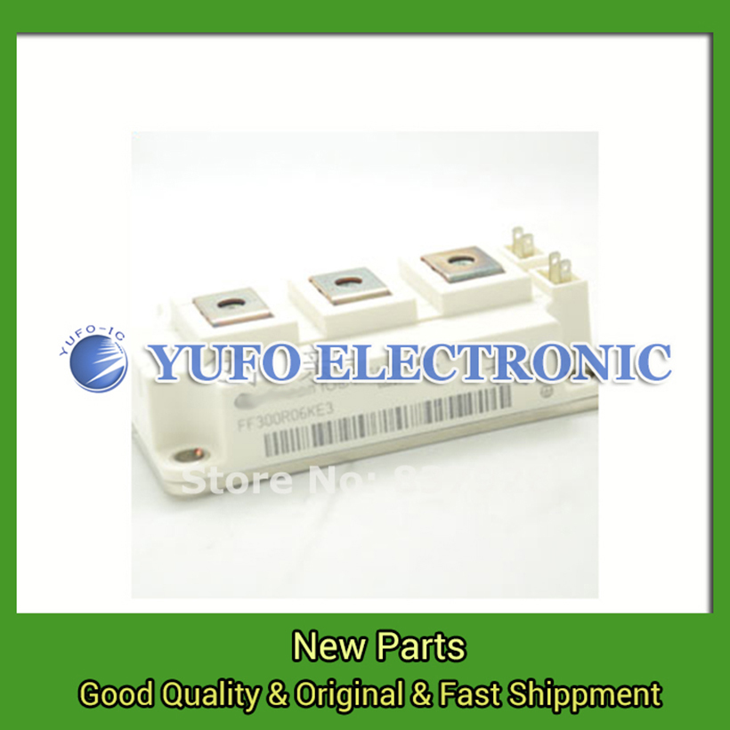 Free Shipping 1PCS FF300R06KE3 power Module, the original new, offers. Welcome to order YF0617 relay free shipping 1pcs authentic german simon kang igbt module igbt skm75gb12t4 new original authentic yf0617 relay