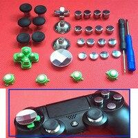 3セット31ピースエンハンスドスワップ金属磁気サムスティックジョイスティック親指スティックグリップキャップソニーps4プレイステーション4コントローラゲームパッド