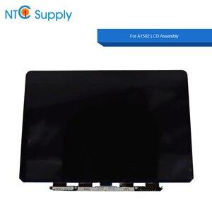 A1502 LP133WQ1-SJEV MEIHOU atacado Para Macbook Pro Retina de 13.3 polegada de Vidro LCD Original Novo e 100% Testado Boa Função