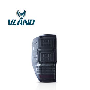 VLAND Factory Car Tail Light For Ford  Ranger Taillight LED Tail Lamp With Moving Signal  2015  2016  2017  2018