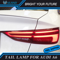 Car LED Rear Lamp For BMW 3 Series F30 LED Tail Lights 2012 2015 with moving turn signal full LED Tail Lamp