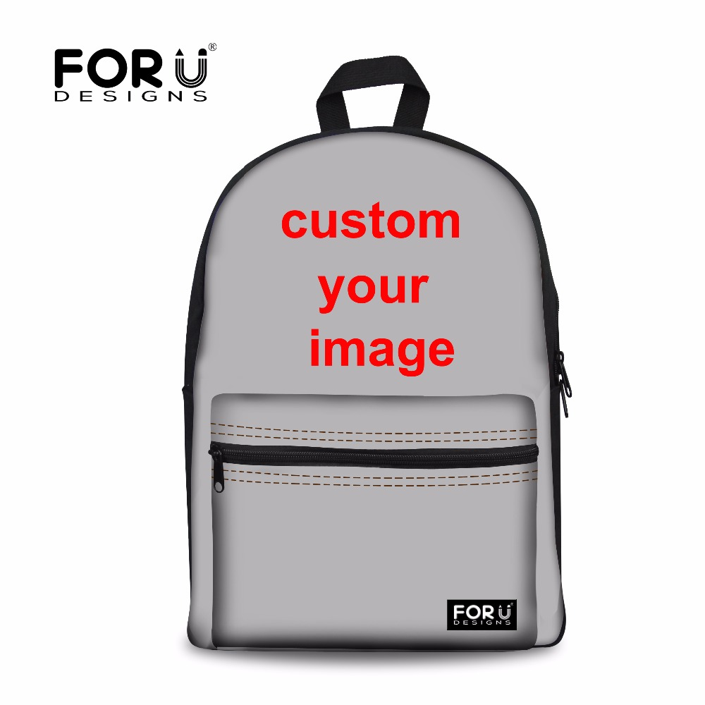 FORUDESIGNS Custom Backpack for Kids,Customized Printing Backpacks for children,Teenager Girls Boys Bagpack,Kids Back Pack brand new 5ft 1 5m usb2 0 a male to 3 rca male composite audio video converter adapter av hdd dvr data cable hight quality