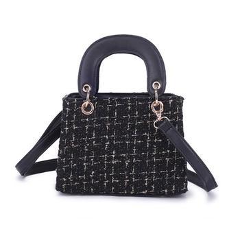 87afe3451dad Новые модные корейские квадратные Сумки sac основной femme de marque luxe  cuir 2019 сумки через плечо для женщин Одна сумка с ремнём для девочек