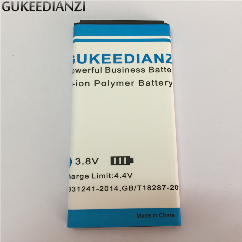 Constructief Gukeedianzi Mobiele Telefoon Lithium Polymer Vervangende 1900 Mah Hoge Kwaliteit Sterke Uithoudingsvermogen Batterij Yu-19d Voor Yunsun L88 Yu-19d