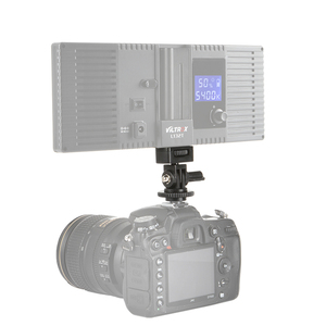 "Image 5 - Viltrox DC 50P 1/4"" Screw Hot Shoe Mount Adapter Adjustable Angle Pole For DSLR Camera Flash LED Light Monitor"