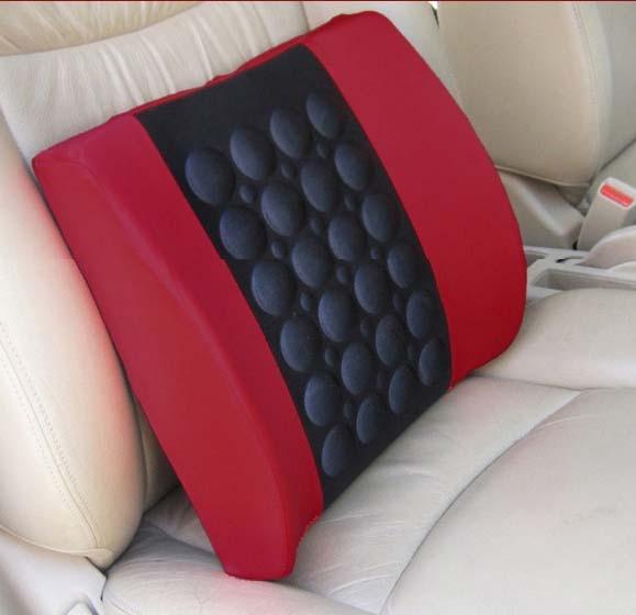 Soporte eléctrico del coche almohadilla de masaje apoyo lumbar - Accesorios de interior de coche - foto 3
