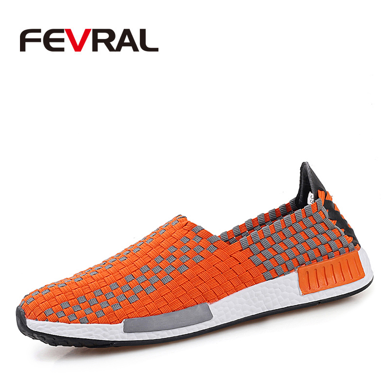 FEVRAL 2018 Plus Size 35-44 Woman Loafers Shoes Round Toe Oxford Shoes For Women Casual Soft Bottom Flats Wide Slip-on Shoes spring women loafers soft slip on ballet flats for 2017 summer style stripe canvas shoes woman plus size 35 40
