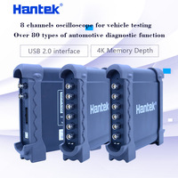 Hantek 8 Channels Automotive Oscilloscope with 80 type Ignition/Sensor/Bus detection/Performe/Starter function 1008B 1008C