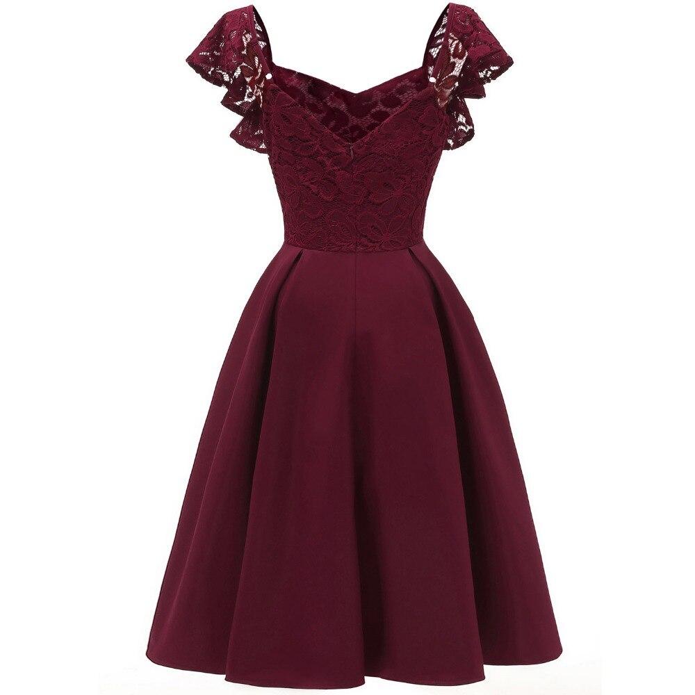 Floral Lace Dress 13