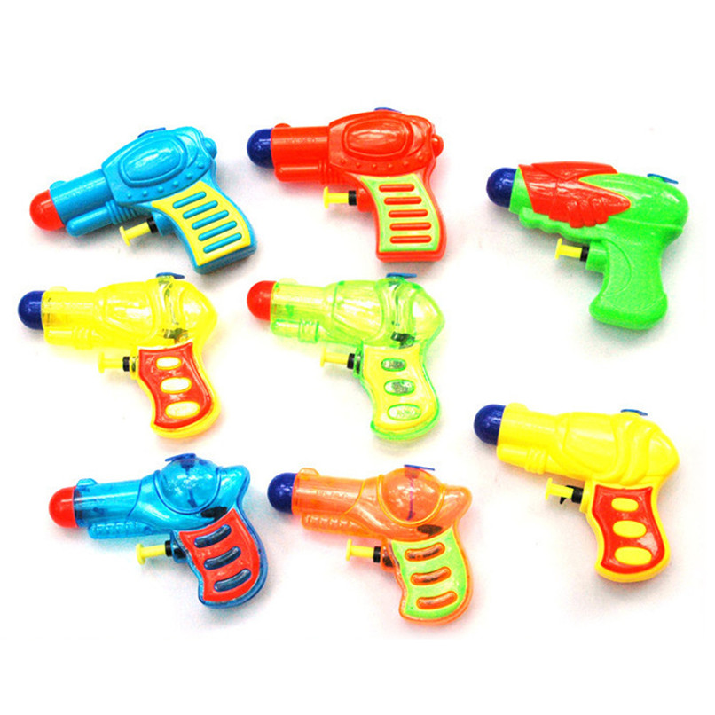Random Color Funny Water Gun Toys Kids Summer Outdoor Swimming pool Beach Bathing Play Water Toys Great Gift For Kids #5JY06#F