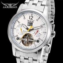 Famous Brand Jargar automatique montres hommes Business Style hommes montre livraison gratuite JAG154M4S2
