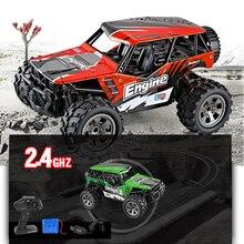 RC Car 1:20 Rock Crawler Remote Control Toy Wireless Chargin