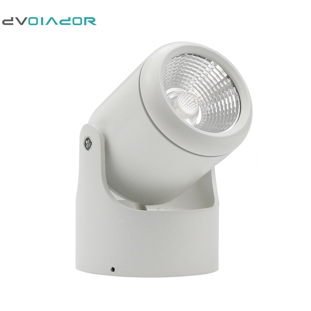 20w Led Surface Mounted: DVOLADOR Surface Mounted COB LED Downlight Dimmable 7W 10W