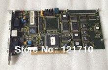 Промышленное оборудование карты двойной Вход S-VHS REV D H #11161 VGA плата управления