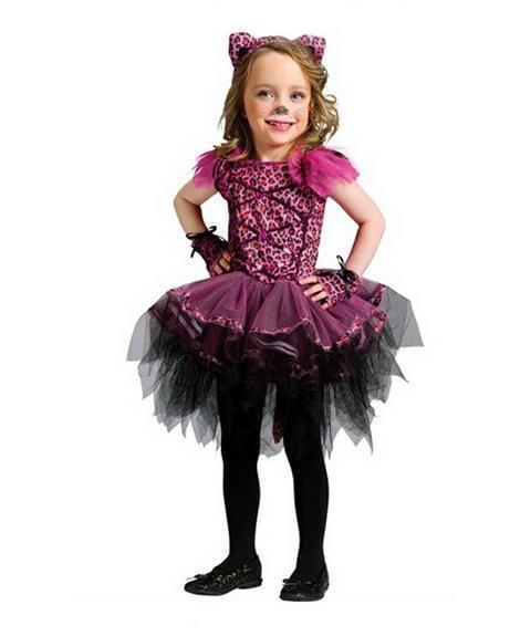 Party Girls Vestidos de Navidad Disfraces de Halloween Catwoman Traje de Cosplay Ropa de Vestir Con Prendas Para la Cabeza