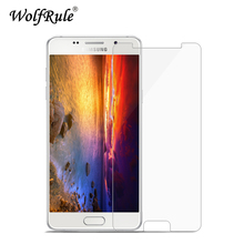 hot deal buy 2pcs glass sfor samsung galaxy a5 2016 screen protector tempered glass for samsung galaxy a5 2016 glass for samsung a5 2016 a510