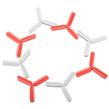 8PCS Upgrade 4 CW/CCW Propeller Props for Hubsan X4107C H107L H107D H108 H108C RC Quadcopter Drone Main Replacement Spare Parts