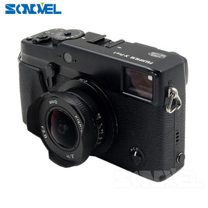 Image 5 - 8mm F3.8 Fish eye CCTV Lens Manual Wide Angle Fisheye Lens Focal length Fish eye Lens Suit For Sony E Mount A7R A7S A6300 A6500