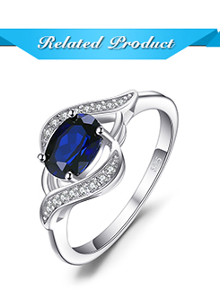 HTB1nY8mbA9E3KVjSZFGq6A19XXa7 Jewelrypalace Created Blue Sapphire Ring 925 Sterling Silver Rings for Women Halo Engagement Ring Silver 925 Gemstone Jewelry