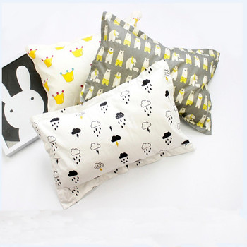 35*55CM 100% Cotton Baby Pillowcase infant pillow case Animal Newborns pillow cover Cartoon Envelope Child Pillowcase boys girls 1pc pillow case pillowcase decorative pillow cover cartoon dogs bedding for kids baby boys girls 70 70 50 70 50 75 65 65 45 45