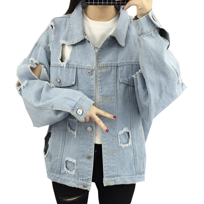 Online Get Cheap Colored Jean Jackets for Women -Aliexpress.com ...