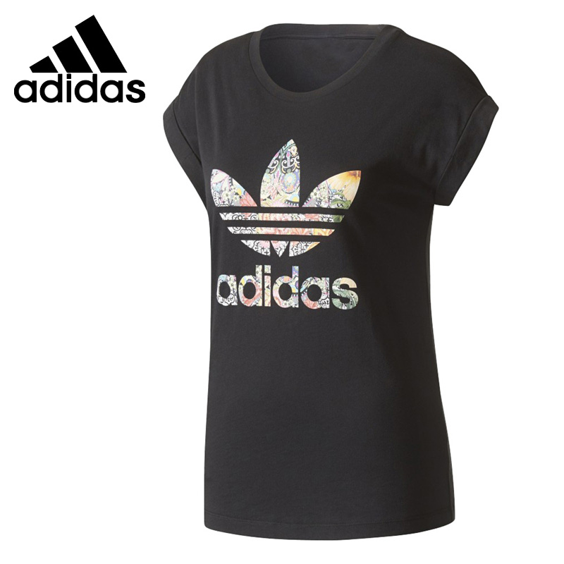 Original New Arrival 2017 Adidas Originals Women's T-shirts short sleeve Sportswear original adidas originals men s t shirts short sleeve sportswear