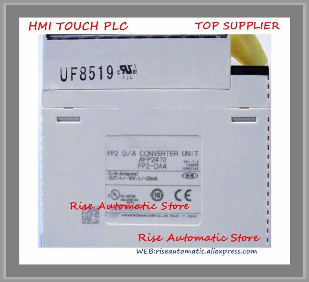 AFP2410 PLC +-10 V 4 channels input FP2SH Analog output New OriginalAFP2410 PLC +-10 V 4 channels input FP2SH Analog output New Original