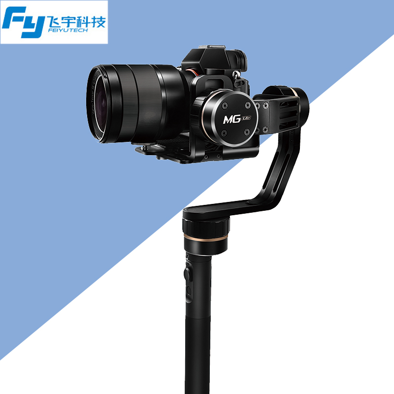 Feiyu 3 Axis Handheld Mirrorless Gimbal Camera Stabilizer for Sony A7 Series for Canon 5D MarkIII for Panasonic GH4 Sony NEX-7 [hk stock][official international version] xiaoyi yi 3 axis handheld gimbal stabilizer yi 4k action camera kit ambarella a9se75 sony imx377 12mp 155‎ degree 1400mah eis ldc sport camera black