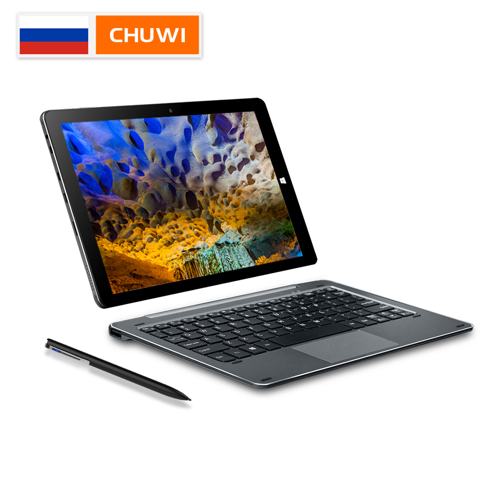 Original CHUWI Hi10 Air tablet PC Windows10 Intel Cherry Trail-T3 Z8350 Quad Core 4GB RAM 64GB ROM 10.1inch Type-C 2 in 1 Tablet(China)