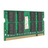 GTFS Hot Sale 2x 2GB DDR2 PC2 5300 SODIMM RAM Memory 667MHz 200 pin Notebook Laptop