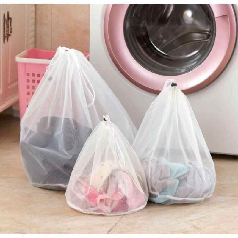 Hoomall Laundry Bag Underwear Bra Socks Washing Machine Net Mesh Clothes Underwear Laundry Storage Bags Organizer Container