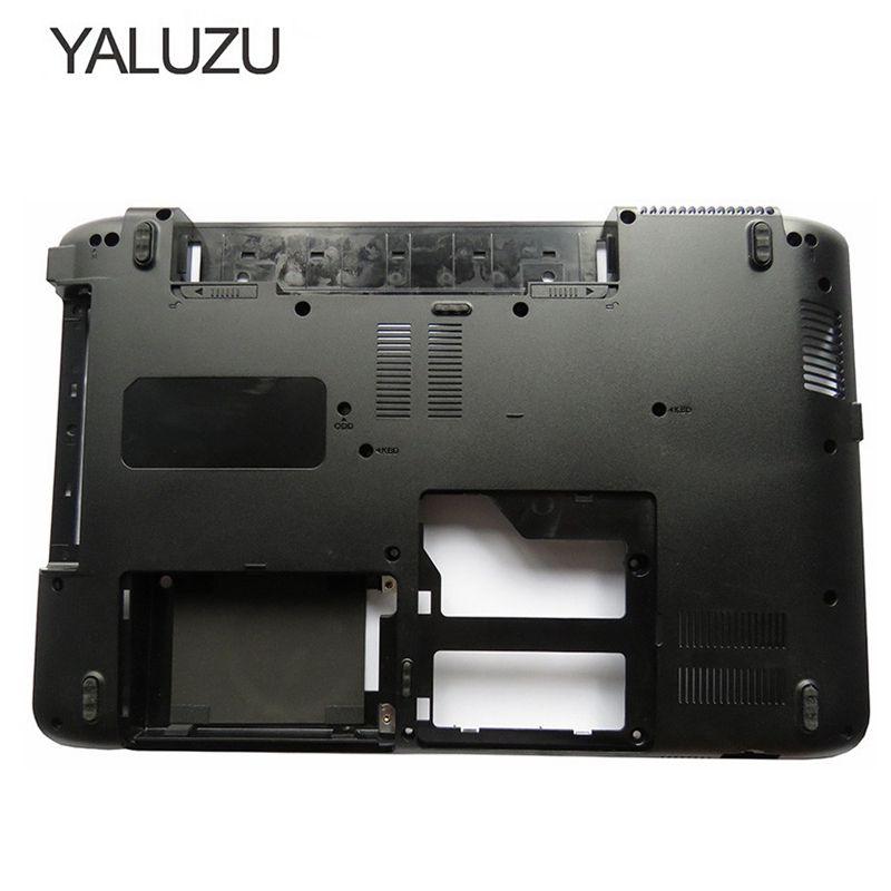 YALUZU New laptop Bottom case cover For SAMSUNG R530 R528 R525 R540 MainBoard Bottom Casing case Base D shell BA81-09822A black цена