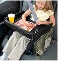 Novo de segurança para crianças carrinho de pai Console organizador criança assentos de segurança do carro brinquedos turismo exterior bandeja bandeja prancheta produto garoto