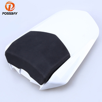 POSSBAY Motorcycle Rear Seat Fairing Cowl Cover Tail Section Cafe Racer for Yamaha YZF R1 2004 2005 2006 Bike Rear Seat Cover
