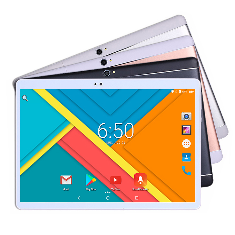 10 Inch Tablet Pc Deca Core 3G 4G LTE Tablet Android 7 0 RAM 4GB ROM