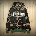 Brand Thrasher Hoodie Men Harajuku Fashion Trasher Sweatshirt West Coast Casual Tracksuit Fleece Cotton Hoodies Sweatshirt S-XL