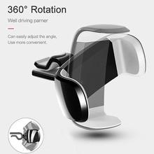 Moible Phone Holder Air Vent Car Mount 360 Rotation Air Outl
