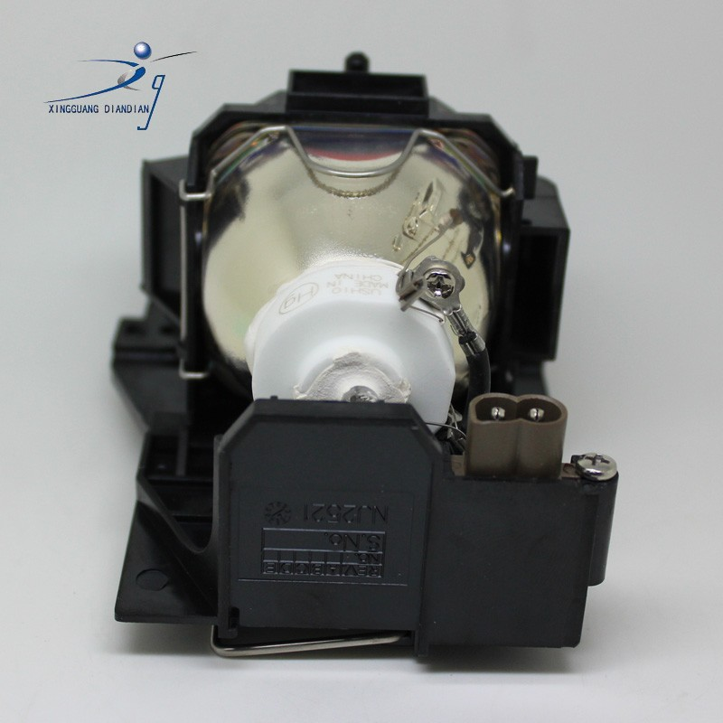 DT00891 for Hitachi CP-A100 CP-A100J CP-A101 ED-A100 ED-A100J ED-A110 ED-A110J compatible replacement lamp with housing q&amp q женские японские наручные часы q&amp q vq50 j019