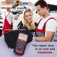 Automobile Scanner Auto Maintenance Diagnostic Scan Tool EOBD OBDII KW808 Code Reader