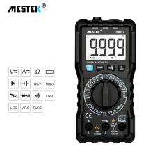 MESTEK DM91A Digital Multimeter 9999 Counts Auto Range Tester Multimetro Voltage Current Resistanc Tester Capacitance Multimeter цена 2017