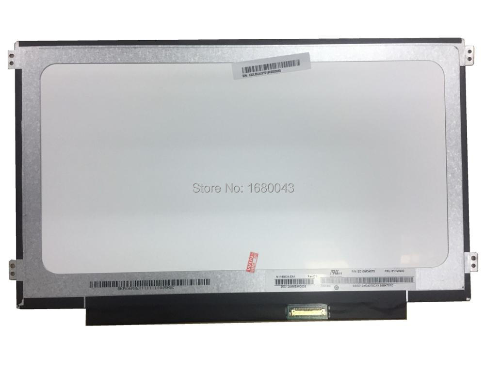 N116BCA EA1 N116BCA EB1 IPS Wide View LCD Screen Replacement for Laptop New LED HD Matte 1366x768 EDP 30 pin