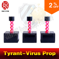 Room Escape Prop Tyrant Virus Prop Put The Virus To The Designated Location To Unlock From