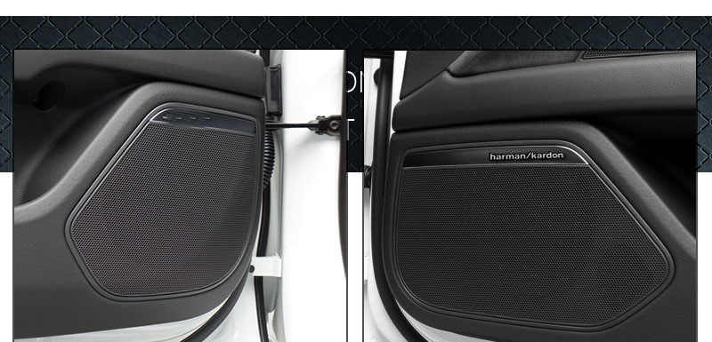 2019 Yang Sangat Baik Mobil Styling Mobil Audio Menghias Cocok Harman Kardon untuk Toyota/Skoda/Volkswagen/Opel/Audi /Suzuki/Fiat/BMW/Mazda/Fiat