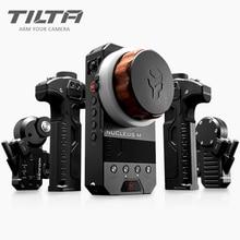 وحدة تحكم في التكبير والعدسة اللاسلكية من TILTA core us M متابعة نواة التركيز M لـ 3 محاور Gimbal DJI ROIN S ZHIYUN للصور الجوية