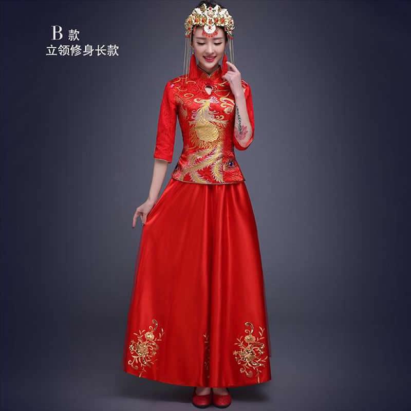 Fantástico Vestidos De Novia De Estilo Asiático Ideas - Vestido de ...