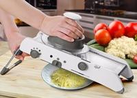 Multifunctional Adjustable Vegetable Slicers Manual Vegetable Cutter Potato Carrot Grater Fruit Vegetable Tools