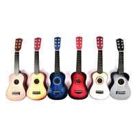 """Beginner Children Gift 21"""" Ukulele Instrument String Guitar+String+Pick"""