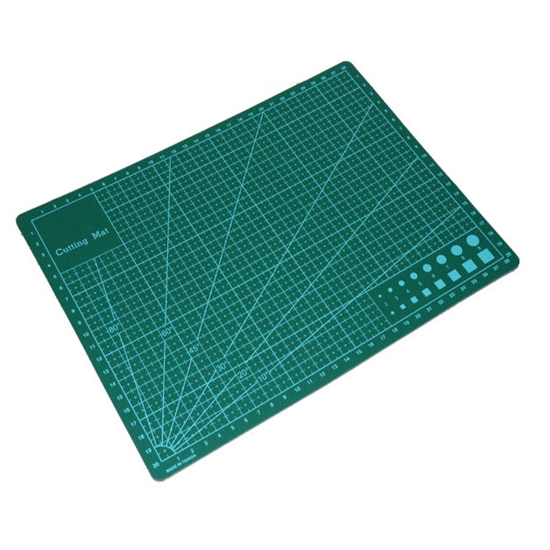 A4 Self Healing Cutting Mat PVC Double Sided Engraving Board 3mm Thickness healing a heart