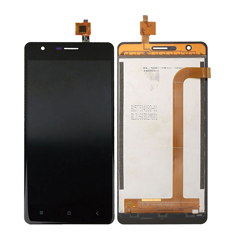 100% Test For Oukitel K4000 LCD Display with Touch Screen Digitizer Assembly Free shipping