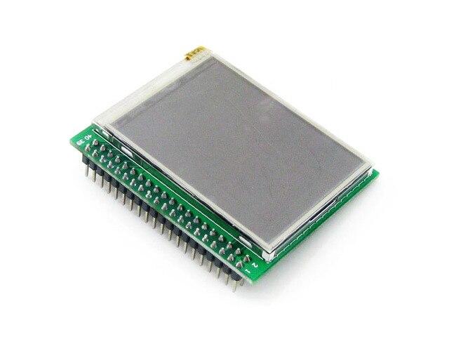 2.2 дюймовый 320x240 Сенсорный ЖК (А) 2.2 дюймов 320*240 DOTS многоцветный Графический TFT LCD дисплей с ОПЕРАТИВНОЙ ПАМЯТИ